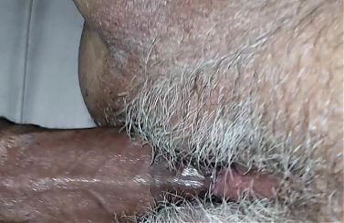 DaCaptainAndMimosa CREAMPIE HER HAIRY PUSSY BACK 2 BACK POV