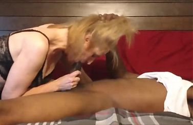 Cougar Indianapolis having sex with a BBC